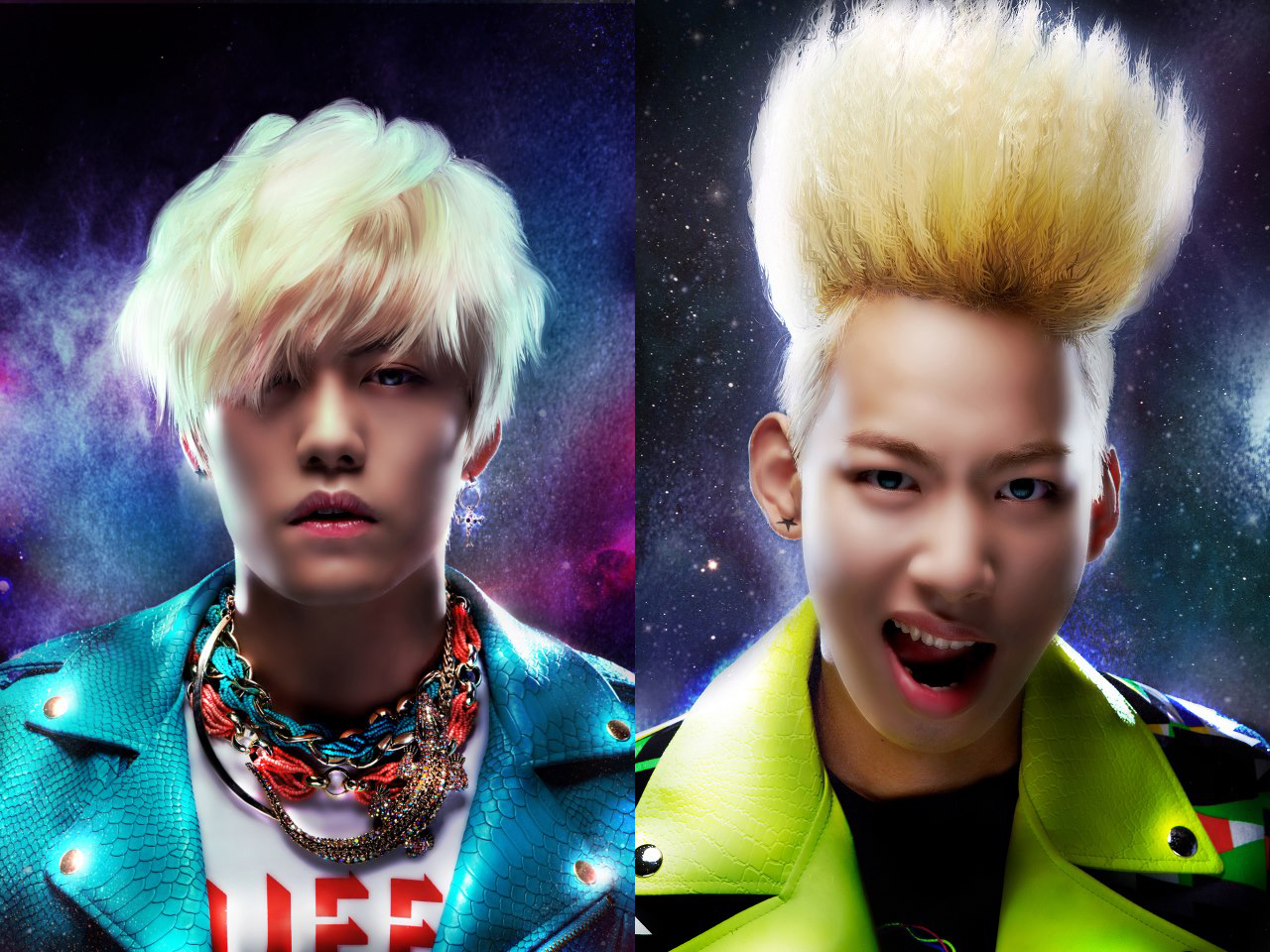 Upcoming Group LC9 Reveals Two More Members