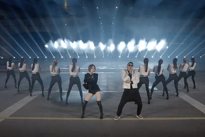 """Why Did PSY Purchase the Rights for the """"Abracadabra"""" Dance?"""