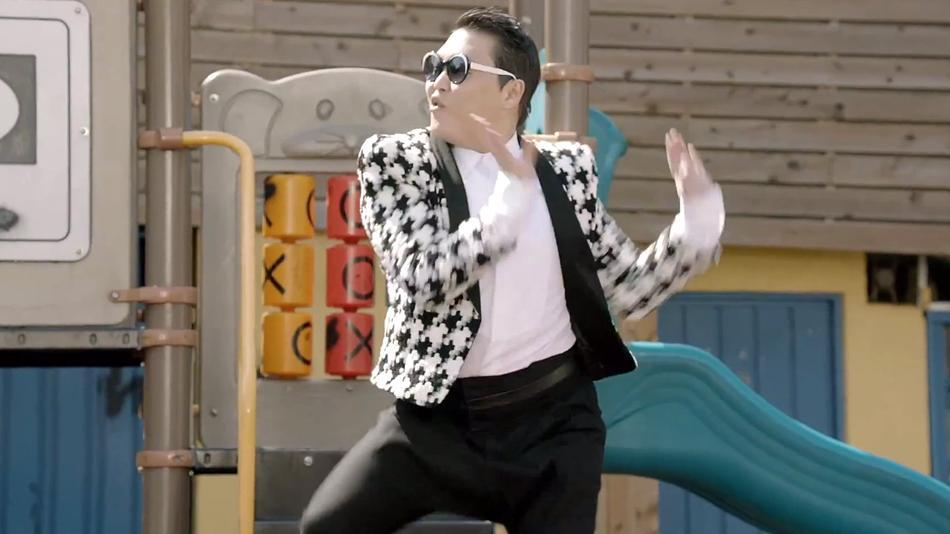 "PSY Scores Second Guinness World Record with ""Gentleman"""