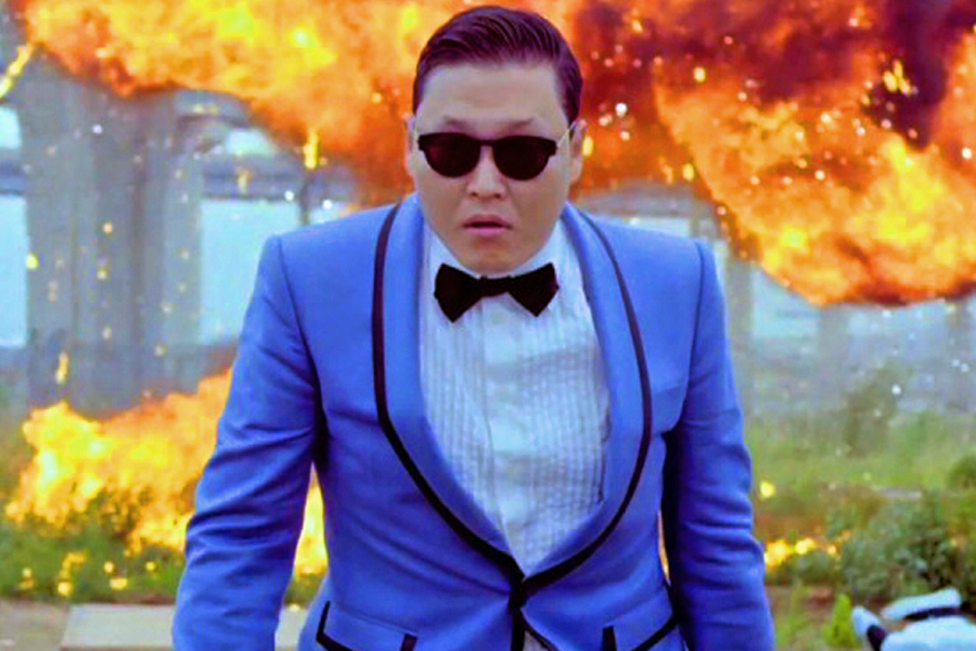 PSY Is Nominated in Six Categories for Billboard Music Awards