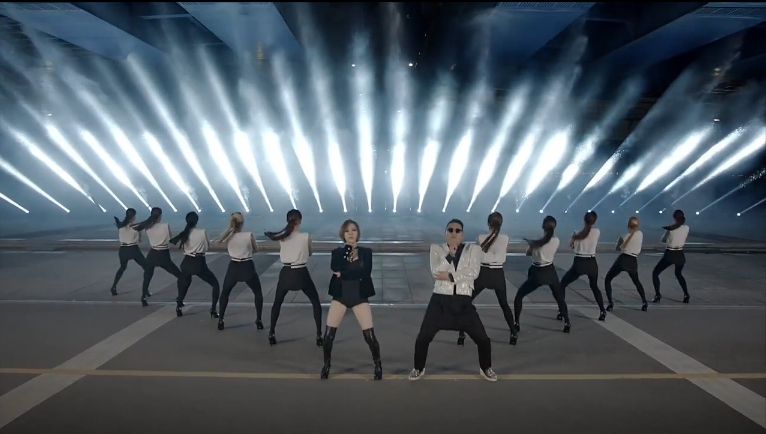 "PSY Releases Music Video for ""Gentleman"""