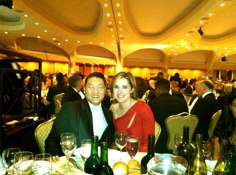 PSY Attends White House Correspondents' Association Dinner