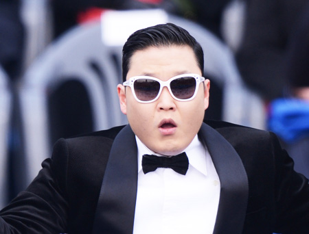 PSY to Perform at a World Economic Forum for Korean President and Other World Leaders