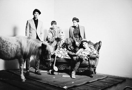 SHINee Tops iTunes Charts in Japan, Taiwan, and Hong Kong