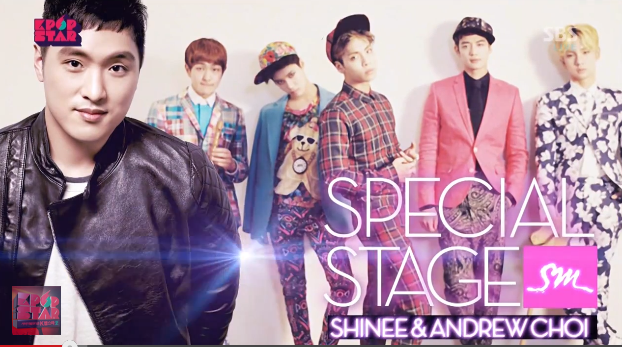 SM's K-Pop Star Fail: SHINee ft. Andrew Choi