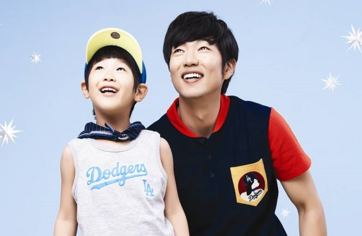 Actor Lee Jong Hyuk Says His Son Is More Por Than He