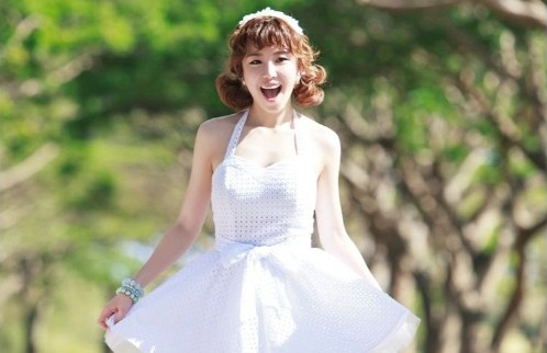 Secret's Hyosung Confirms Comeback Date