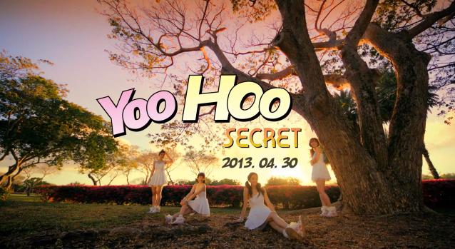 "[Teaser] Secret Goes Sailing in ""Yoohoo"" MV"