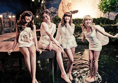 Secret Visits Saipan in Preparation for Comeback