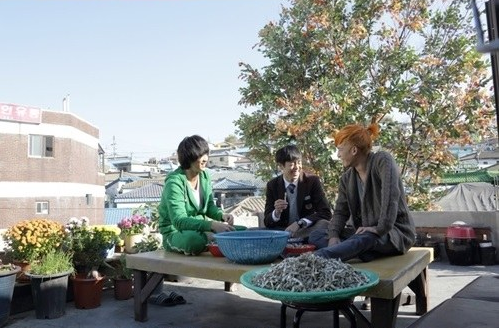"Kim Soo Hyun, Lee Hyun Woo, and Park Ki Woong are a ""Flower Boy"" Spy Trio"