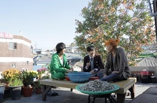 "Kim Soo Hyun, Lee Hyun Woo, and Park Ki Woong are a ""Flower Boy"" Spy Trio"