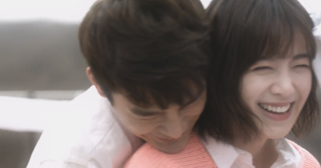 """Seo In Guk Back Hugs Goo Hye Sun in Teaser for Upcoming Single """"I Smiled and Then I Cried"""""""
