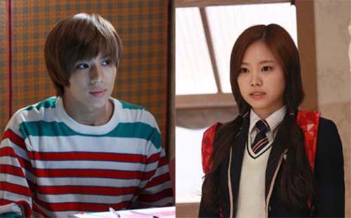 """""""Married Couple"""" Taemin and Son Na Eun Played Siblings in Past Sitcom"""