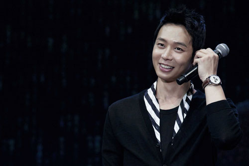JYJ's Yoochun to Showcase New Song at Tokyo Dome Concert