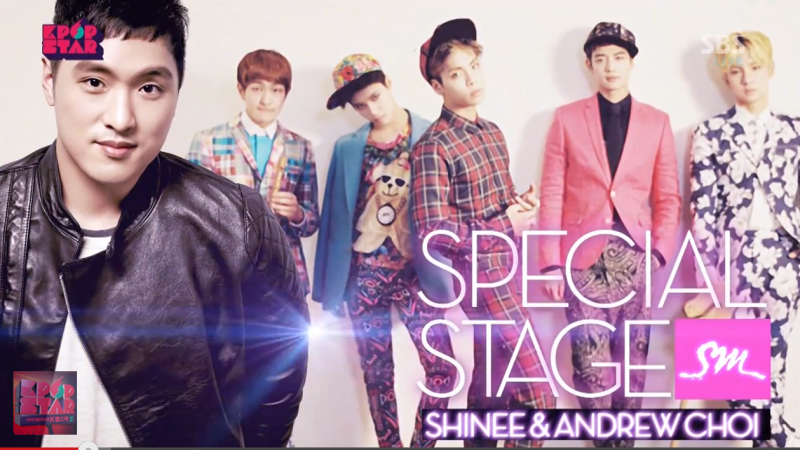 """""""K-Pop Star"""" Contestant Andrew Choi Composed SHINee's """"Why So Serious?"""""""