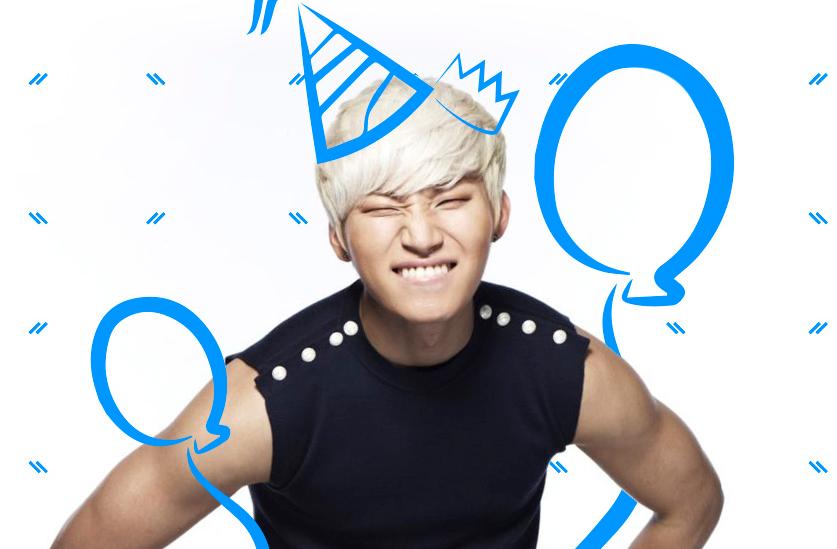 [Gallery] Happy Birthday, Daesung! YG Family Celebrates Daesung's 23rd Birthday!
