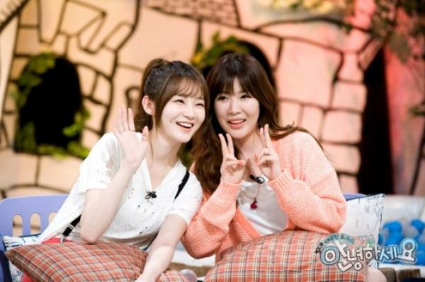 Davichi's Lee Hae Ri Spent Stressful Rookie Period Being Compared to Kang Min Kyung