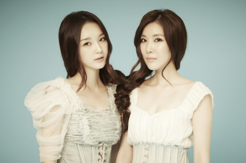"""Davichi Will Not Perform """"Again"""" on Weekly Music Shows"""