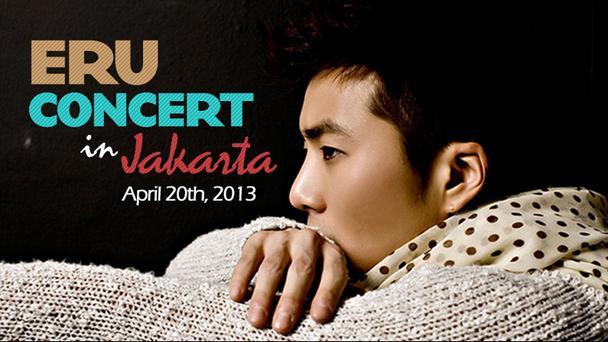 Eru to Host Independent Concert in Indonesia