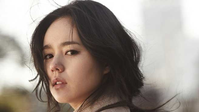 Han Ga In Spotted at G-Dragon's Concert