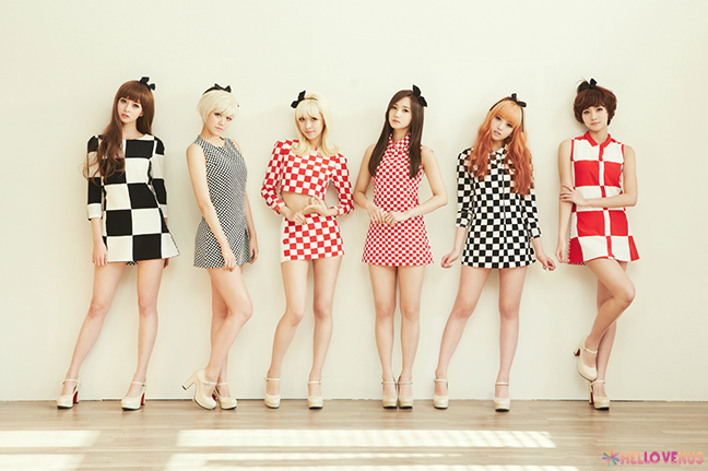Yoo Ara and Yoonjo Leave Hello Venus, Group to Continue with Four Members