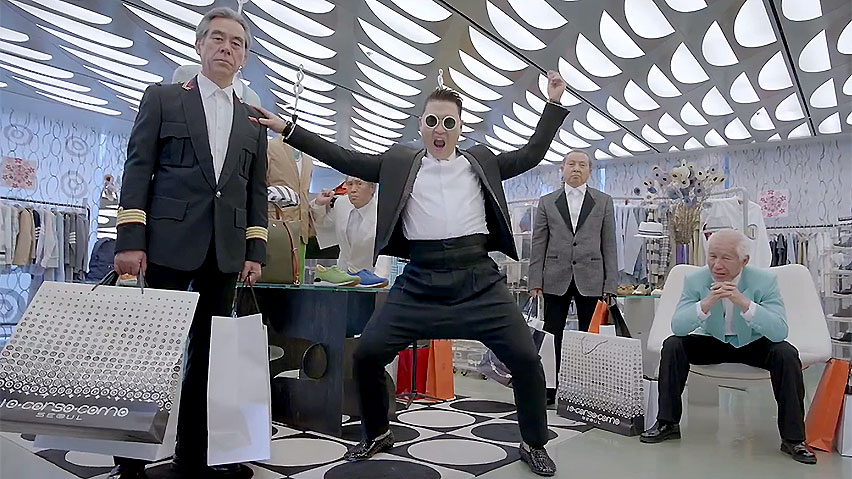 "PSY: ""'Gentleman' Was Not a Suitable Song for Me"""
