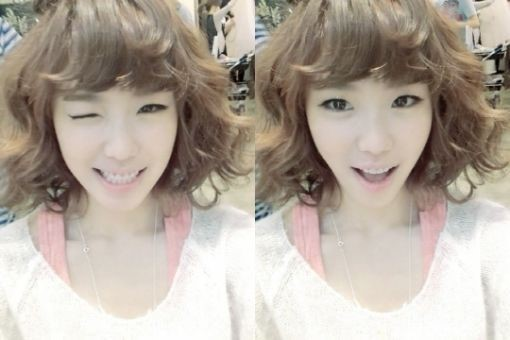 Secret's Hyosung Melts Men's Hearts With Just a Wink