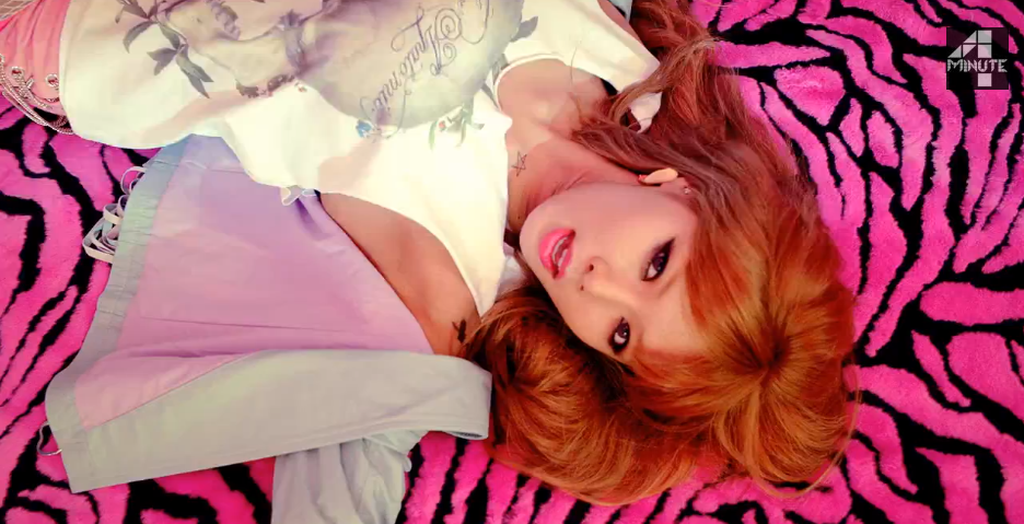 HyunA's Real Personality Revealed by Other Idols