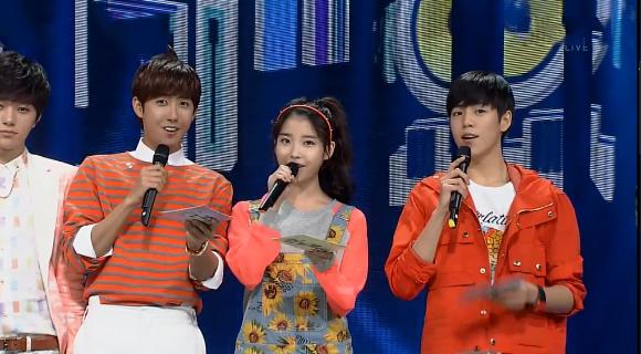 SBS Inkigayo – 04.07.13 – Infinite Sweeps Music Show Wins This Weekend