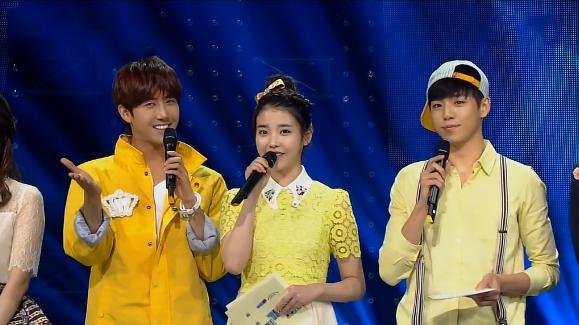 """SBS Inkigayo 04.21.13 – PSY's """"Gentleman"""" Wins"""