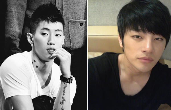 [SNS PIC] Jay Park Snaps a Friendly Photo with Seo In Guk