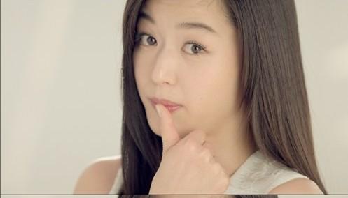 "Jeon Ji Hyun is the New Face of ""Daebak"" Makgeolli"