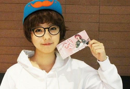 [SNS PIC] Juniel Looks Like an Adorable Boy
