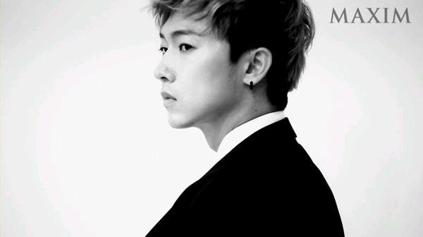 Jang Woo Hyuk Shows Off Charismatic Dance Moves for MAXIM Korea