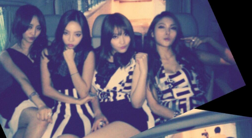 [Gallery] Kara's Recent Twitter Spam Enjoying Macau