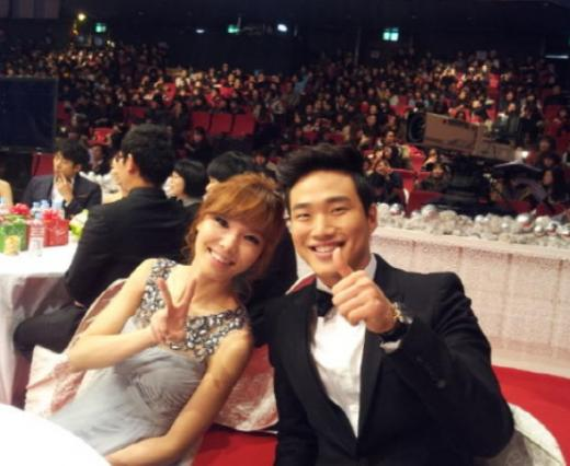 Shin Bora and Kim Giri Are the Latest Celebrity Comedian Couple!