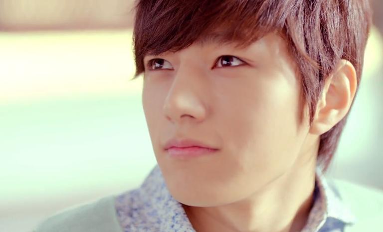 Infinite's L Adorably Accepts Park Min Ha's Innocent Kiss