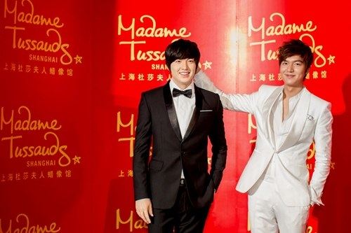 Lee Min Ho Has a Doppelganger?