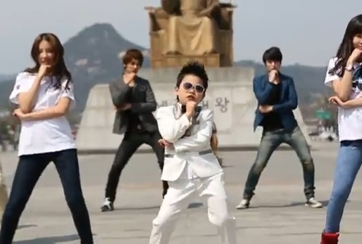 """""""Little PSY"""" Hwang Min Woo Releases """"Gentleman"""" Parody Video with OFFROAD"""