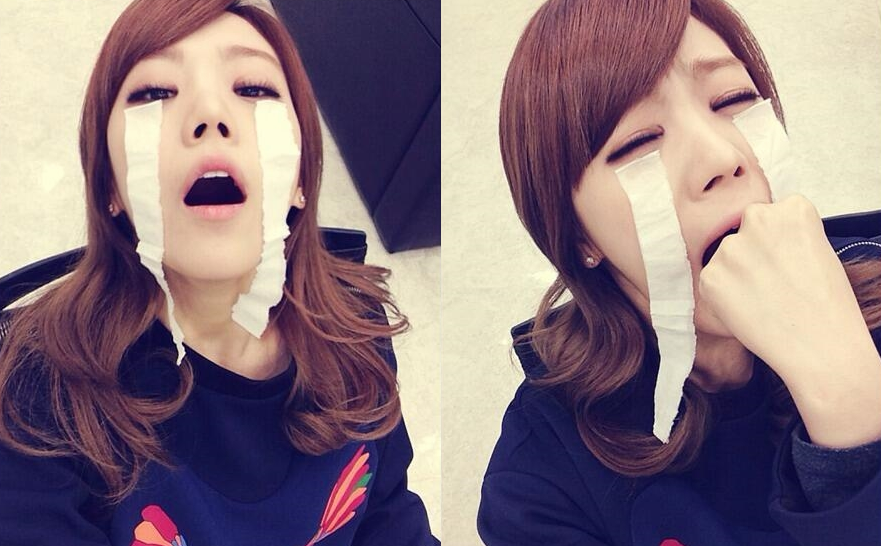 After School's Lizzy Gives Her Impersonator a Warning!