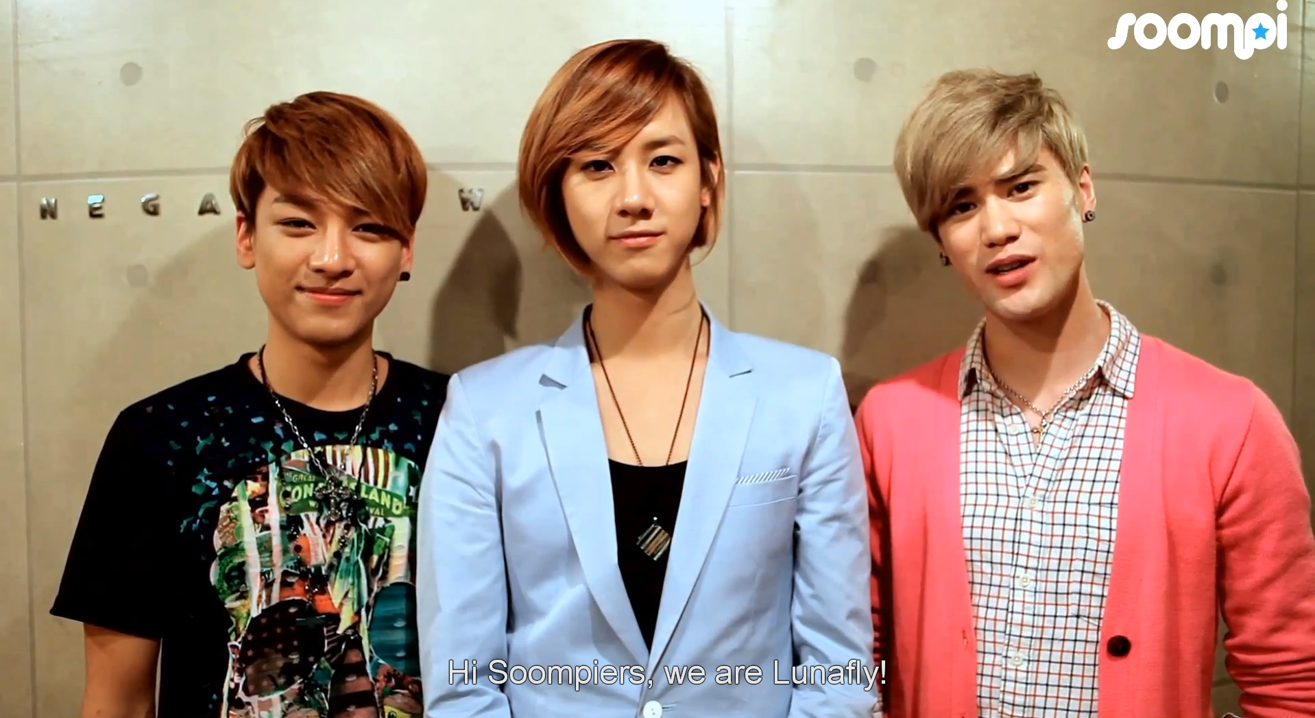 [Exclusive] LUNAFLY Sends Soompiers a Shout-Out and Adorable Handwritten Memo!