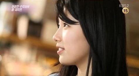 "miss A Suzy Talks About Her ""Controlling Stare"""