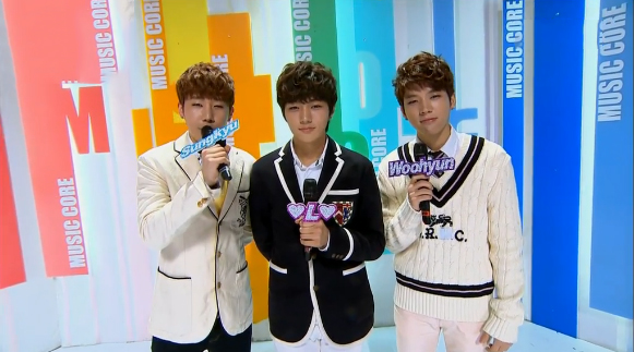 MBC Music Core 04.06.13