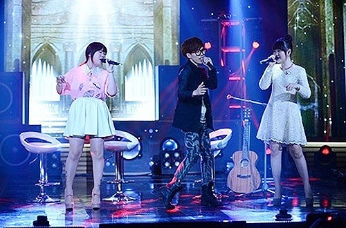 Park Ji Min Performs with Akdong Musicians for K-Pop Star Special Stage