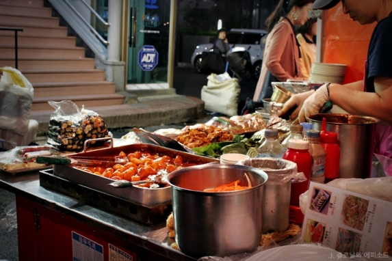 Do You Know Your Delicious but Unhealthy Korean Street Food? Part 1
