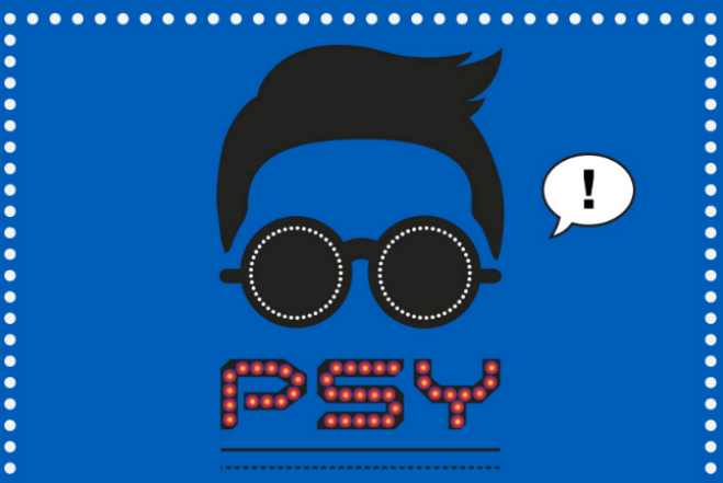 """PSY Teases Fans With Questionable """"Gentleman"""" Graphic Image"""