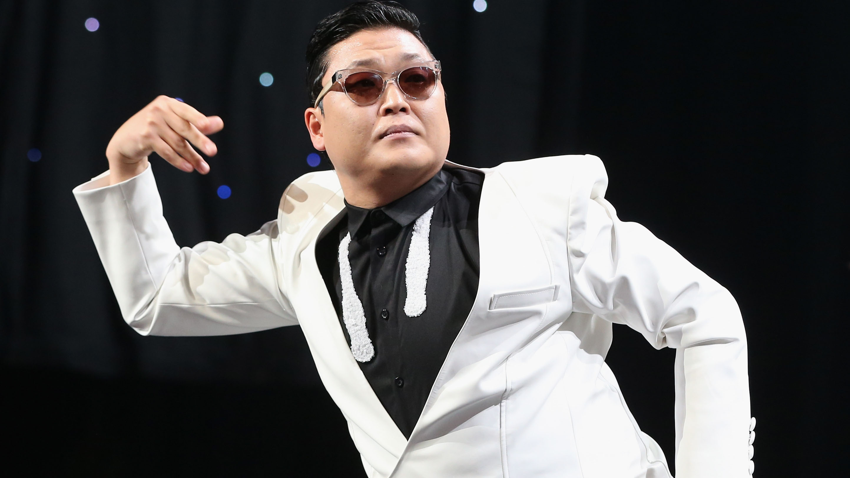 PSY Is Included in April Fool's Google Treasure Map!