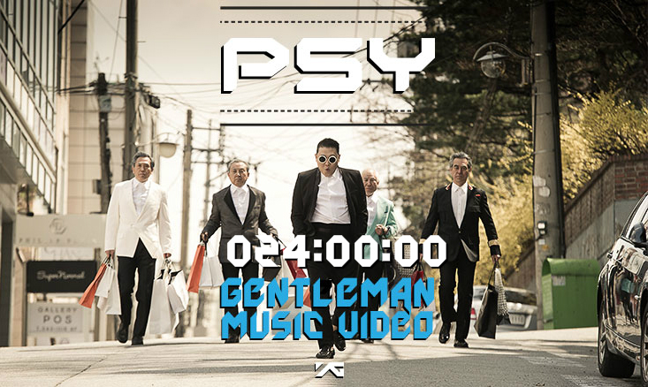 "YG Life Blog Reveals Countdown Timer for PSY's ""Gentleman"" MV"