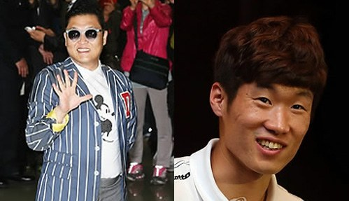 PSY and Park Ji Sung to Join Forces for Charitable Cause