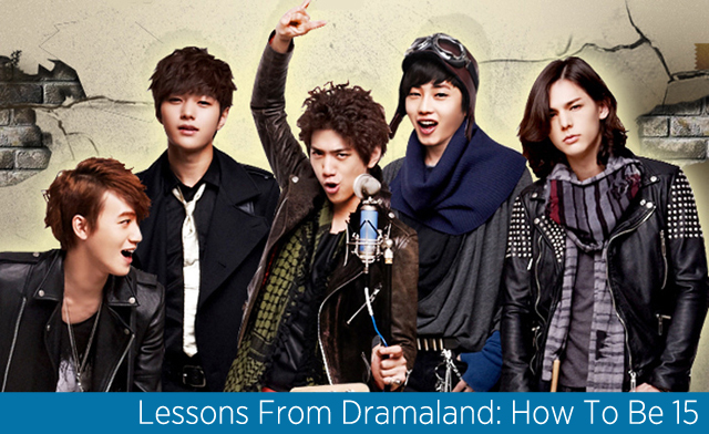 Dramabeans Presents Lessons From Dramaland: How To Be 15